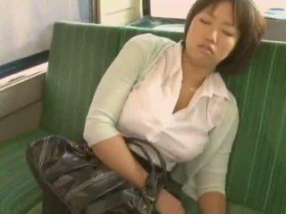 Sleepy mergaitė used iki pervert