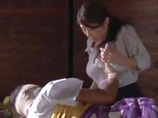 Subtitled japonesa post ww2 drama com ayumi shinoda em hd