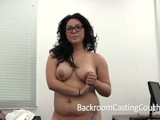perfect tits casting