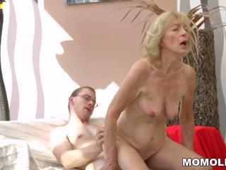 Horký babičky creampied: volný lusty grandmas vysoká rozlišením porno video b8