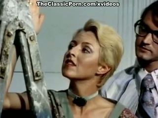 Juliet anderson, john holmes, jamie gillis в класически майната клипс