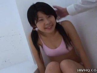 Á châu thiếu niên sự nịnh hót nó như cứng như cô có thể