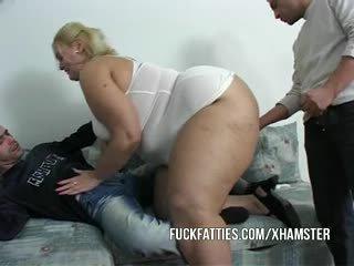 मुखमैथुन, बड़े स्तन, bbw