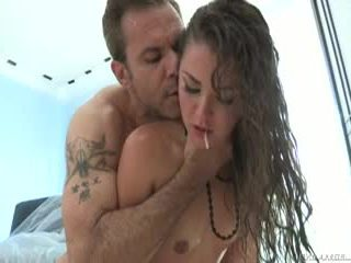 Allie Has Hazed Big By Steven In This Erotic Gonzo Motion !