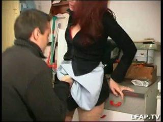 프랑스의, 섹스, 올드 + 젊은