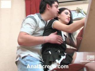 Judith och adam vehement anala video-
