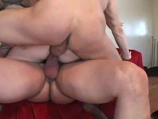 Audrey brutally gangbanged ו - double analed