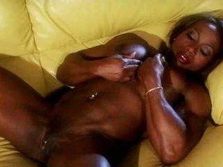שחור muscle female masturbate וידאו