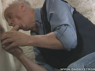 big dick, older, blowjob