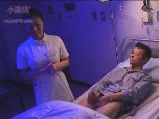 Dandy-078-cfnm noc pielęgniarka sees erect chuj i jer
