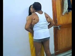 Indisch pärchen enjoying romantic