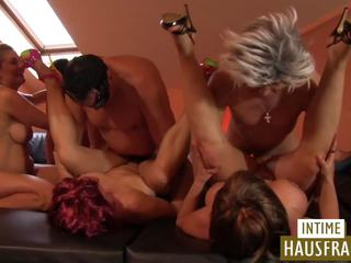 Sex party 1: intime hausfrauen hd porno video 3c