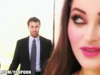 Mischa Brooks & Dani Daniels stuff the...