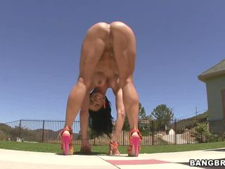 Ass to worship Kendra Lust pussy screwed