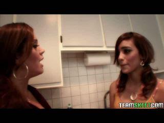 Hot sexy lesbian latina videos