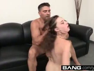 Bang:cum licking squirting královna elektra rose