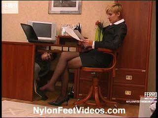 Cassandra ja vitas seksikas sukad jalad film
