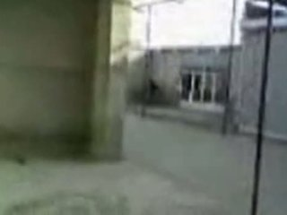 Iraqi Prostitute Fucked On The Street