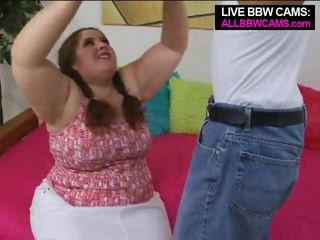Talented Fat Bbw Superstar Swallows Part 1