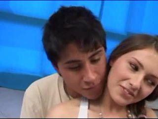 An argentine pair quien lata disfruta como