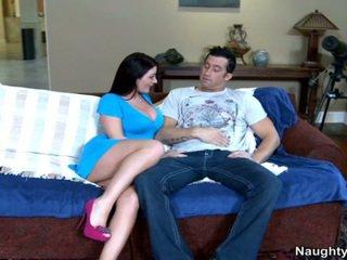Great tited porno model sophie dee bonked hard