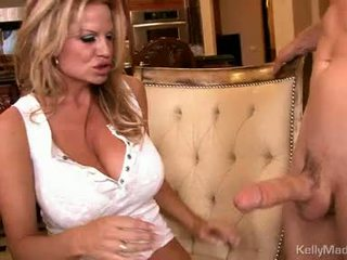 Mqmf kelly madison takes un fleshy pipe hasta soaked slot