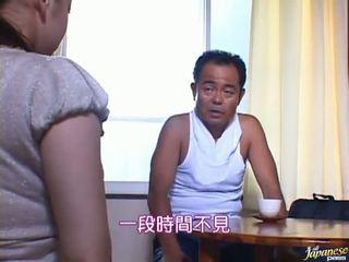 Timid старий reiko yamaguchi has doggystyled