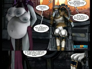3d komike: galacticus. chapters 8-12