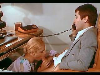 Şahsy secretarial services - 1980, mugt porno ac