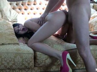 Abbie cat gets fucked ťažký video