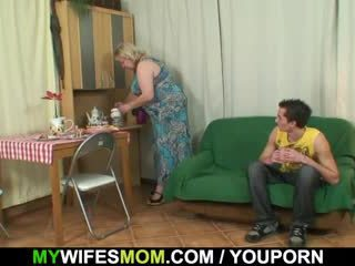 most huge, old mov, most grandma action