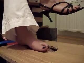 babes, fetish këmbë, femdom