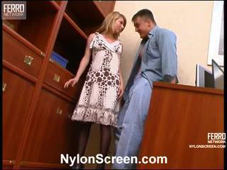 Alice And Nicholas Hardcore Pantyhose Movie