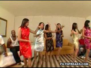 亞洲人 黨 2 性別 視頻