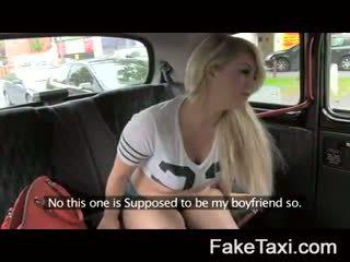 Fake taxi nokan ihmiset having drx om fake taxi