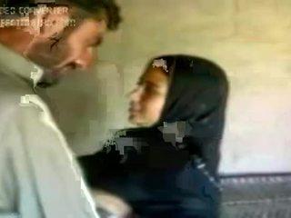 女孩, 阿拉伯, 熱