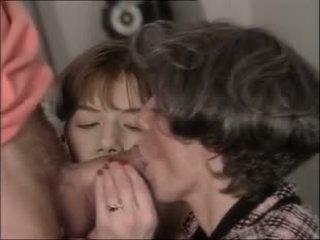 Francūzieši nobriešana: bezmaksas vintāža porno video 62