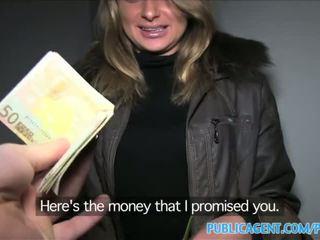 Publicagent loud sekss ar karstās krievi skaistule