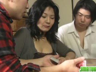 jaapani, matures, threesomes