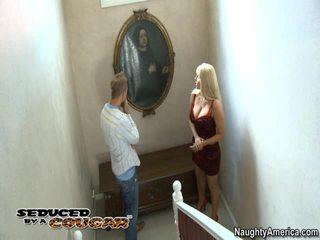 țâțe, hardcore sex, blonde