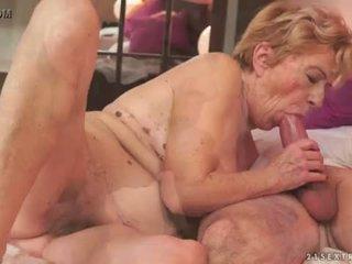 קינקי ישן סבתא malya loves גדול זין <span class=duration>- 6 min</span>