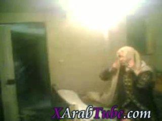 Skrytý hijab sex semeno