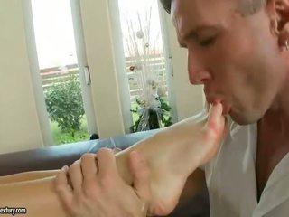 zkontrolovat bruneta volný, foot fetish horký, každý pornstar nejlepší