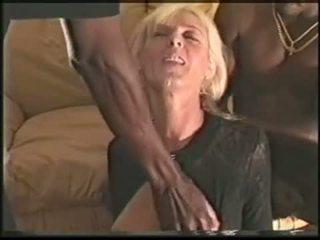 Mature swinger wife loves black cocks ...