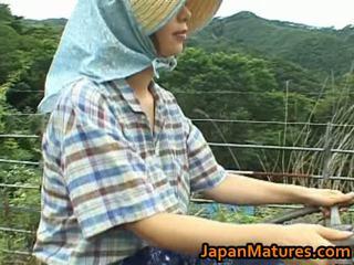 Chisato shouda azijietiškas suaugę pupytė gets