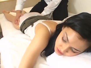 Maria ozawa massaged 然后 性交