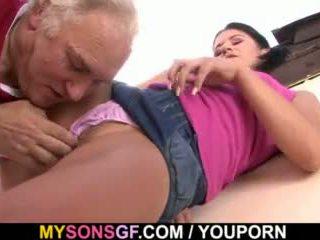 Horny Father Playfully Seduces Son S G...