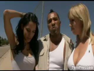 babe, threesome, hardcore