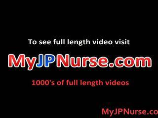Aki yatoh الآسيوية ممرضة likes سخيف