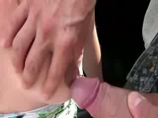 Nine months lactating amateur milky Blowjob facial